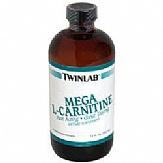 Mega L-carnitine Liquid 12oz
