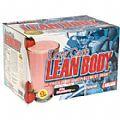 Low Carb Lean Body Low Carb Lean Body 20pk Wild Strawberry Flavor