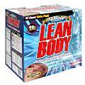 Lean Body Lean Body 42pk Dutch Chocolate Ice Cream